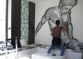 Live painting performance Marco Cafaro web  (1)