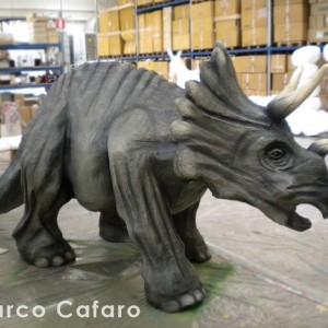 Sculture dinosauro polistirolo Marco Cafaro web (8)