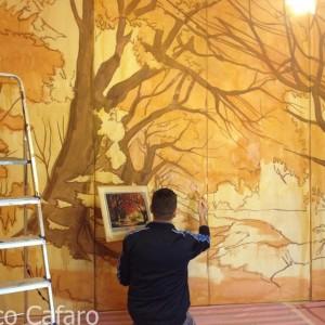 Realizzazione Trompe l'oeil Marco Cafaro web (14)
